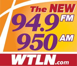 WTLN 94.9 FM 950 AM
