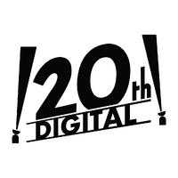 20th Digital Studio Logo - 2020