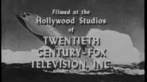 20th century fox 1960's