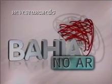 Bahia No Ar 2005