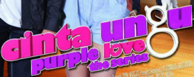 Cinta ungu purple love