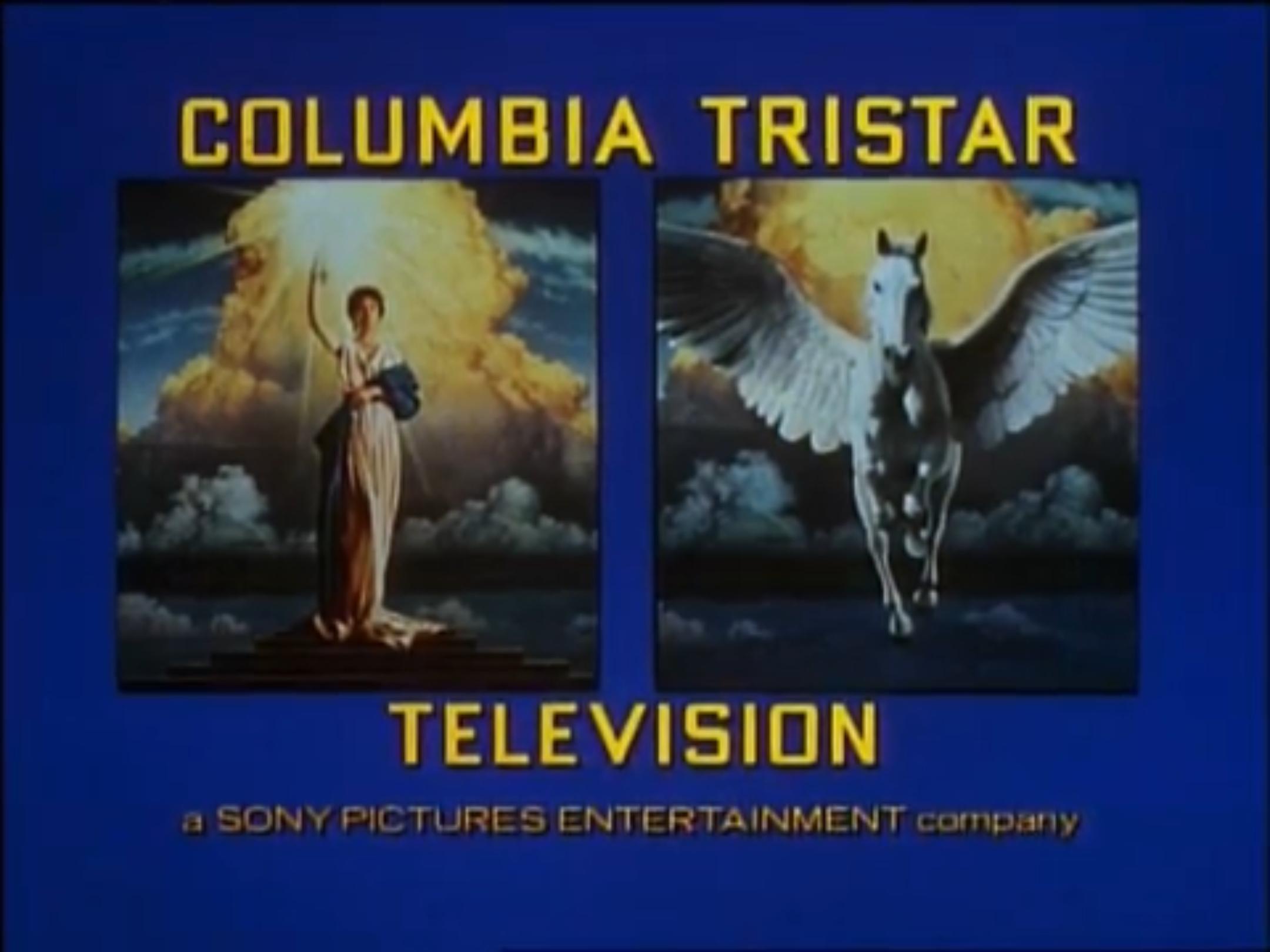 columbia tristar television other logopedia fandom powered by wikia rh logos wikia com tristar television logo remake tristar television logo effects
