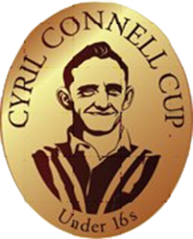 Cyril connell cup logo s6L