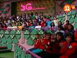 Estudio Sábados Gigantes 1989