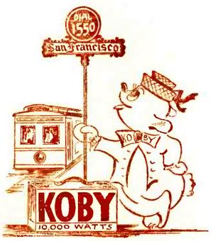 KOBY - 1956 -October 23, 1956-