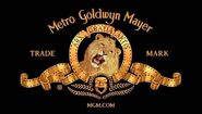 Metro Goldwyn Mayer Logo 2008 b