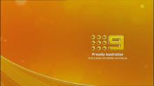 Nine Network gold 2014