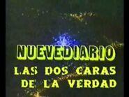 Nuevediario - Canal 9 1970