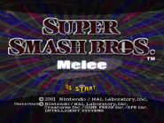 SSBM 4x3 title