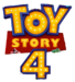 Toy Story 4 promotional logo