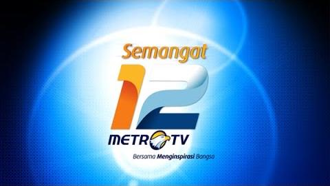 12Years Metro TV
