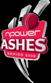 2009 Ashes logo