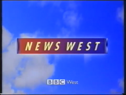BBC News West 1997