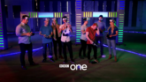 BBC One Drone Racers ident