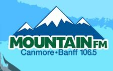 CHMN mountainfm106.5 logo