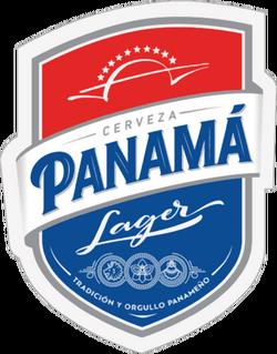 Cerveza Panama logo 2016