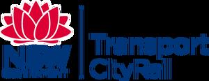 CityRail new logo