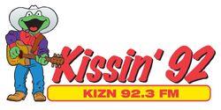 KIZN 92.3 Kissin 92