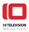 Logo 10TV MDP (2004-2008)