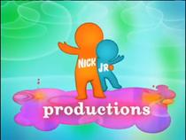 New Nick Jr. Productions Logo