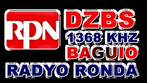 RPN Radyo Ronda DZBS 1368 Baguio