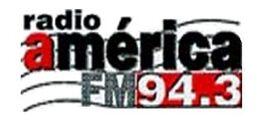 Radio América 94.3 FM (logo nuevo)