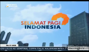 Selamat pagi indonesia 2016 2