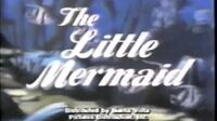 The Little Mermaid Early 1989 logo