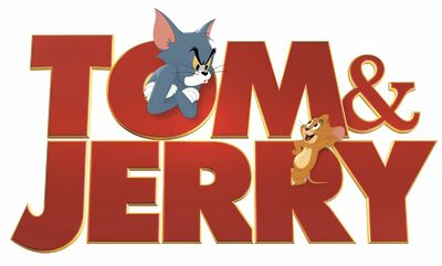 Tom and Jerry movie logo 2021