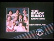 WEWS Brady Bunch bumper 1979