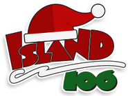 WILN - Island 106 - 2017 -Christmas Variant-