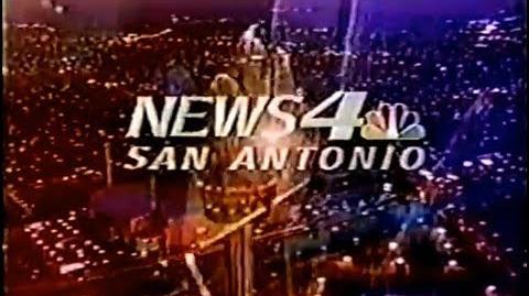 WOAI-TV news opens