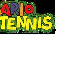 Mario Tennis (video game)