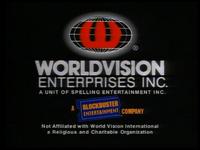 1994-1995 Worldvision logo