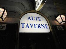 Alte Taverne Logo (2008-present)