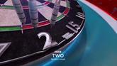 BBC Two NI Darts ident version 2