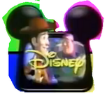 Disney Channel Woody and Buzz
