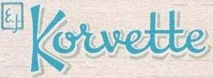 E. J. Korvette corporate logo