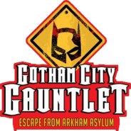 Gotham City Gauntlet logo