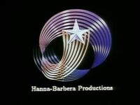 Hanna-Barbera swirling star logo