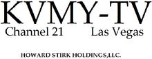 KVMY-TV final logo (2014-2016)
