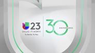 Kuvn univision 23 30 aniversario 2018