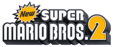 Logo - New Super Mario Bros. 2-1-