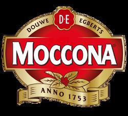 Moccona logo logotype