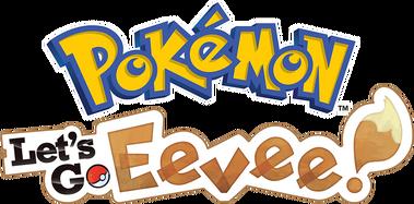 Pokémon- Let's Go, Eevee!