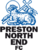 Preston North End FC logo (1998-2010)
