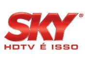 Sky 3D logo