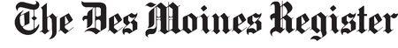 The Des Moines Register logo