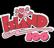 WILN - Island 106 - 2017 -Valentine's Day Variant-