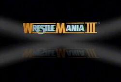 WWFWrestleManiaIII1987logo